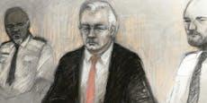 Assange wehrt sich weiter gegen seine Auslieferung