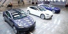 Tesla beschert China den Sieg im E-Auto-Marktkampf