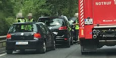 Unfall legt Verkehr im Norden Wiens an 1. Schultag lahm