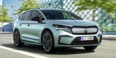 Skoda Enyaq iV: Elektro-SUV mit bis zu 306 PS Leistung