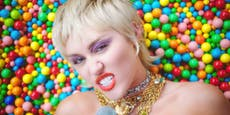 Miley wegen Hirn-Problemen nicht mehr vegan