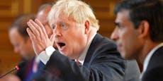 Brexit: Boris Johnson droht mit hartem Bruch