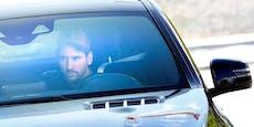 Ende der Eiszeit! Messi ist zurück im Barca-Training