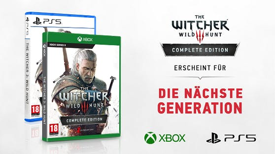 """The Witcher 3: Wild Hunt"" (PC, PS4, Xbox One) bekommt Next-Gen-Upgrade."