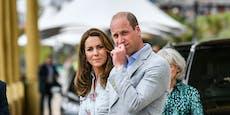 Royals geschockt: Leiche im Teich von William und Kate