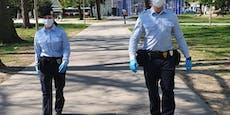 Ordnungsdienst geht mit Mietauto auf Streife