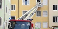 Feuerwehr reanimierte leblosen Villacher