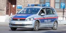 Streit um Parkplatz – da zückt Wiener (31) ein Messer
