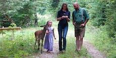 Bambi Anastasia hat menschliche Geschwister