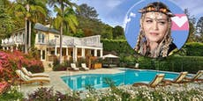 In diesem Haus erholt sich Madonna von Covid-19