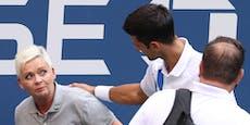 Nach Hass-Postings: Djokovic verteidigt Eklat-Opfer