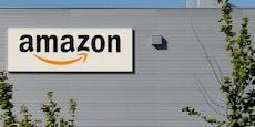 Darum hängen rund um Amazon-Lager Handys in Bäumen