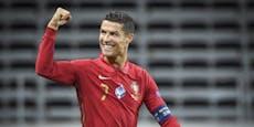 """Ronaldo ist """"Gesandter Gottes"""" & soll """"Welt aufwecken"""""""