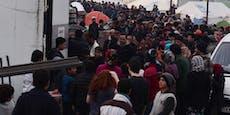 Aus für Grenzkontrollen? Illegale Migration droht