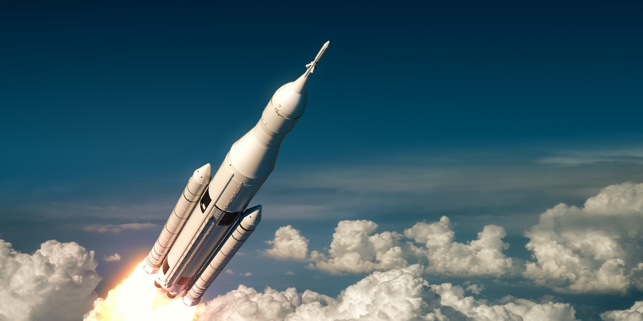 Schnellste Rakete