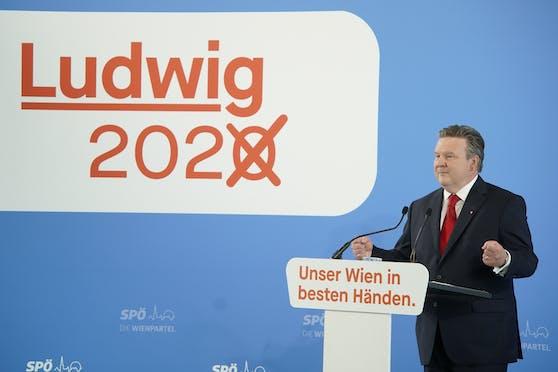 Der Wiener Bürgermeister Michael Ludwig (SPÖ).