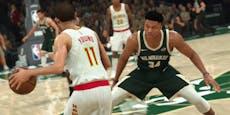 """""""NBA 2K21"""" für PlayStation und Xbox gewinnen"""