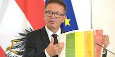 Ampel-Orange für Wien? So lautet Anschobers Prognose