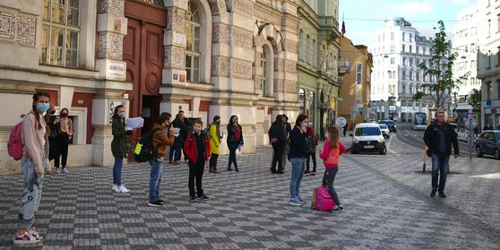 Rekord bei Neuinfektionen in Tschechien