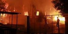 Moria-Brandstifter zu fünf Jahren Haft verurteilt