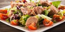 AK-Test: Drittel der Liefer-Salate fällt durch