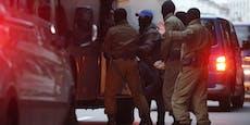 """Belarus: """"Maskierte Männer"""" führen Oppositionsanwalt ab"""