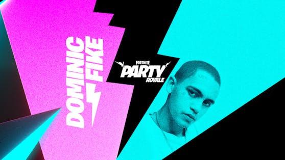 Fortnite präsentiert die Spotlight-Konzertreihe - Act 1: Dominic Fike.