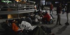 Minderjährige Flüchtlinge kommen aufs Festland