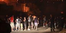 """""""Moria evakuieren, Menschen in Österreich aufnehmen"""""""