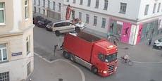 Opel-Fahrer lässt seinen Zafira gleich verschrotten