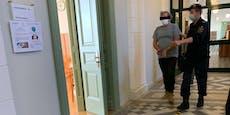 Ex mit Eiern beworfen: 3 Jahre Haft für Stalker (54)