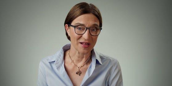 Lisa Totzauer, 50, verheiratet, zwei Kinder (14, 17). Magistra der Vergleichenden Literaturwissenschaft