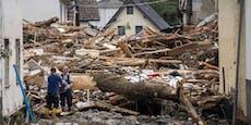 """Tödliches Unwetter: """"Schlimmer als nach Bombenangriff"""""""