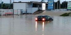 Neue Unwetter: Experte warnt vor Überflutungen im Osten