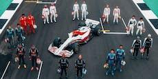 Boliden für 2022: So sieht die Zukunft der Formel 1 aus
