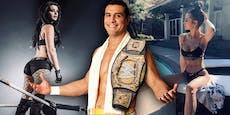 WWE-Star Paige von Ex-Mann Alberto Del Rio bedroht