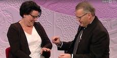 """Heiratsantrag in """"Barbara Karlich Show"""" rührt Zuseher"""