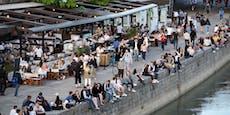Bereits über 1.500 aktive Corona-Fälle in Wien
