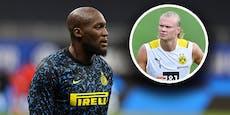 Ist Lukaku die Lösung für Dortmunds Haaland-Problem?