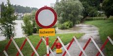 Unwetter kommen: Wetter-Experten geben Flut-Warnung aus
