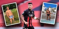 ÖFB-Muskel-Kicker vor dem Sprung nach England?