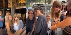 Video geht viral – Happy End für singende ESC-Fans