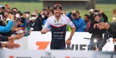 Weltrekord! Frodeno durchbricht Triathlon-Schallmauer