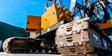 Diebe stahlen 180 Liter Diesel aus Baustellenfahrzeugen