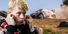 Rovanperä jüngster Rallye-Sieger der Geschichte