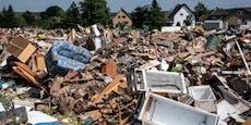 Zahl der Toten der Unwetter-Katastrophe steigt auf 156