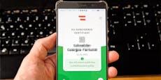"""Lücke – Studenten knackten """"Grüner Pass""""-App"""