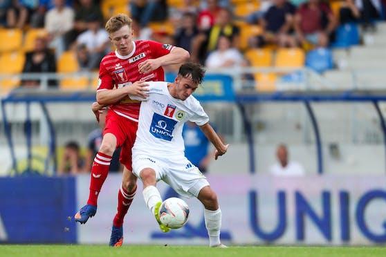 Die Vienna verlor im Cup gegen Kapfenberg