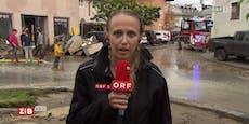 Scooter-Bub sorgt für Lacher bei Live-Bericht im ORF