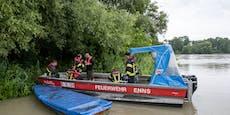 """Feuerwehr rettet drei """"gestrandete"""" Fischer von Insel"""